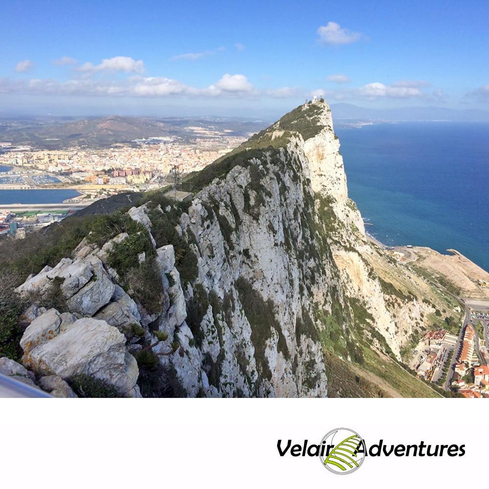Excursion dia completo Gibraltar Trekking en la Roca+Comida en Ocean Village+Visita a Main Street+Avistamiento de cetáceos