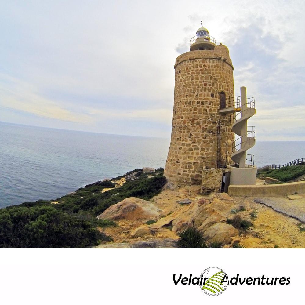 Senderismo Bolonia a Faro Camarinal Tarifa, Velair Adventures, Trekking Velair Adventures