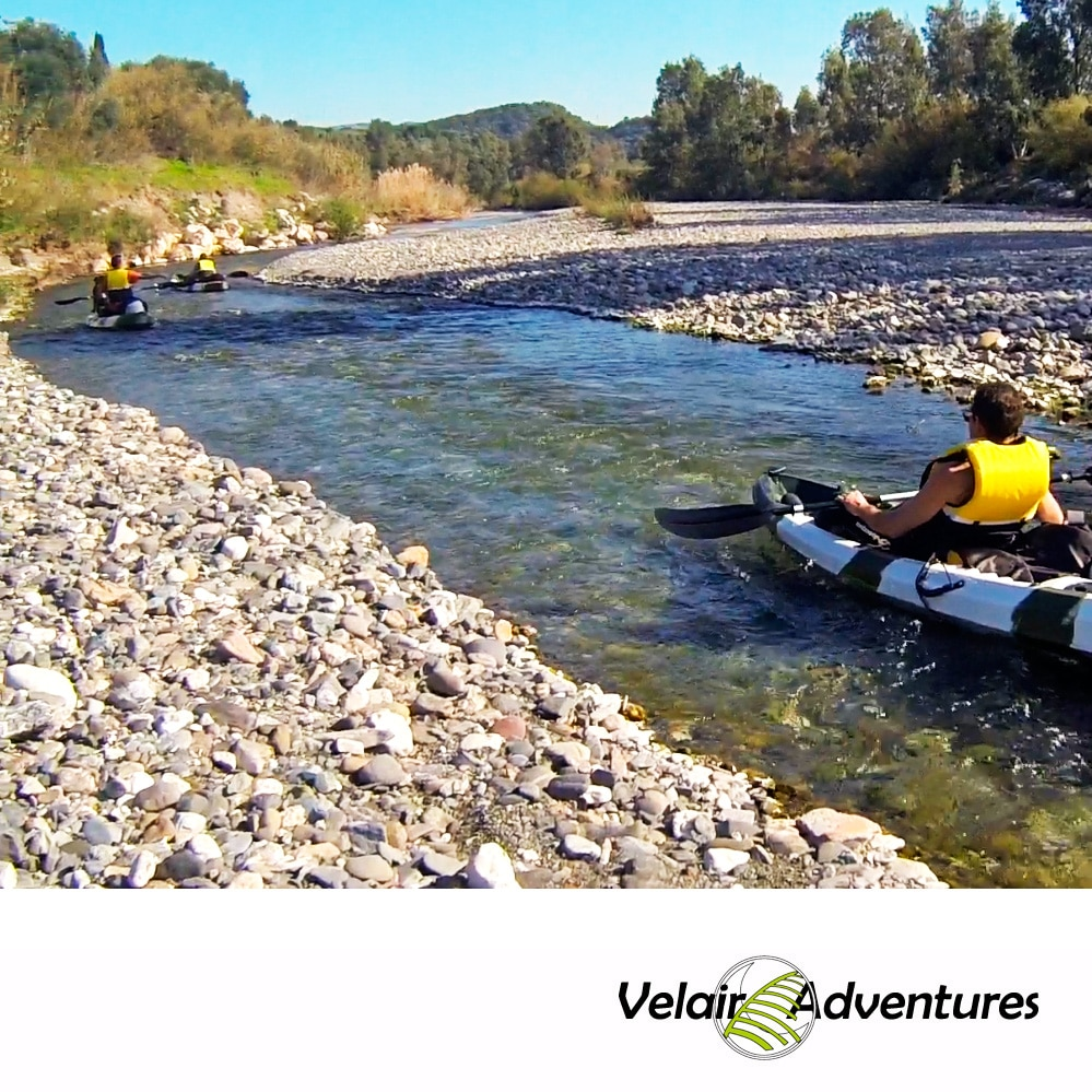 Actividades Kayak Ornitologia Rio Palmones, Birding Velair Adventures
