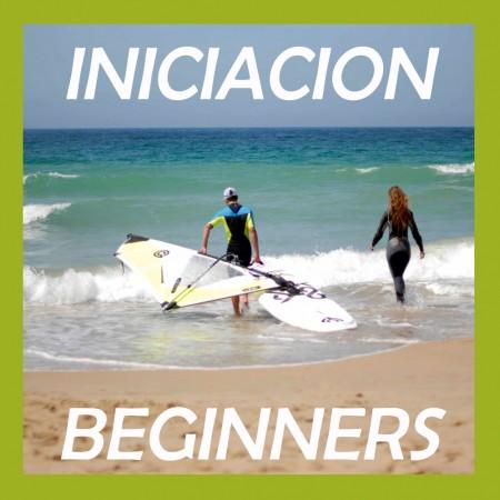 Windsurf Clases Iniciacion Privada 3 horas