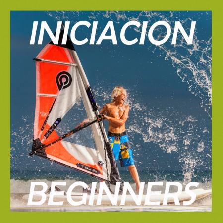 Windsurf Clases Iniciacion Grupo 10 Horas