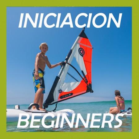Windsurf Clases Iniciacion Grupo 6 horas
