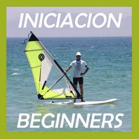 Windsurf Clases Iniciacion Grupo 8 horas