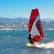 Curso de windsurf en tarifa