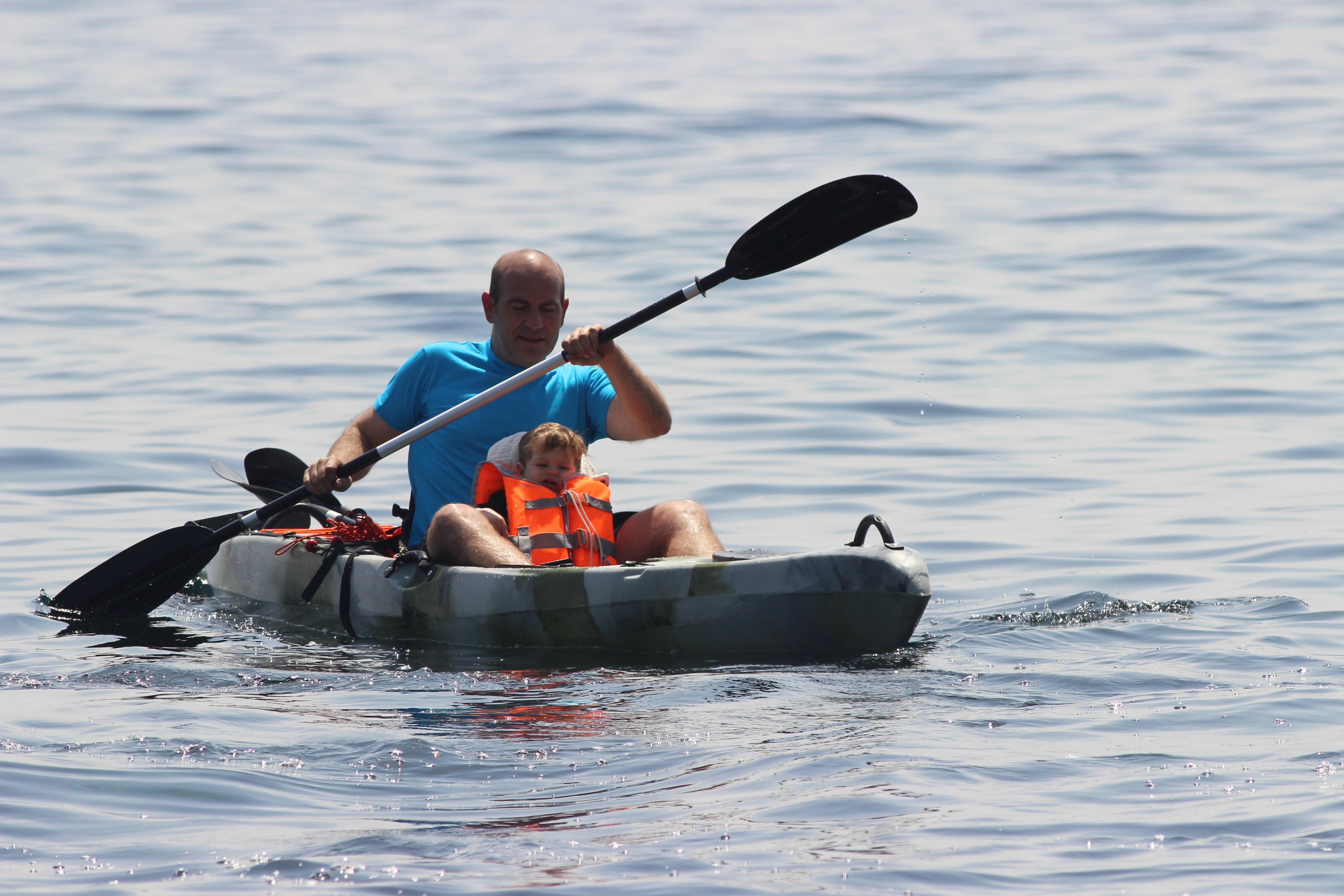 alquiler de kayak de pesca