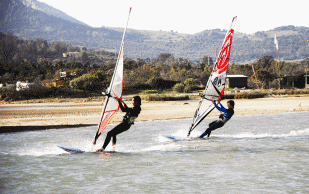 Learn Windsurfing in Andalusia Algeciras | all year | Kids