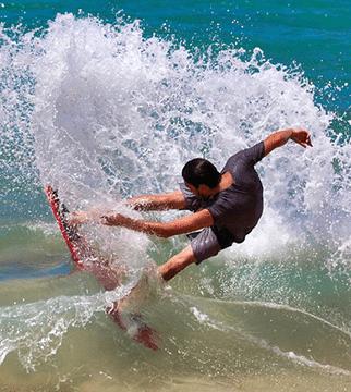 Escuela de surf Velair