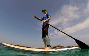 alquiler paddle surf Tarifa