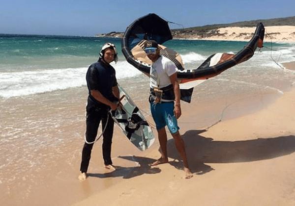 Kitesurf Tarifa-Velair Kite lessons tarifa
