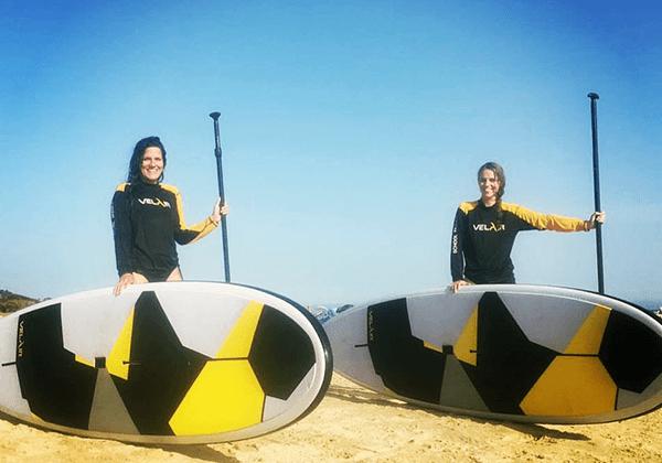 Paddle surf Tarifa-Velair