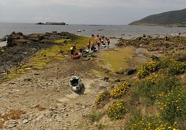 Campamentos campaña escolar-Algeciras-verano-kayak