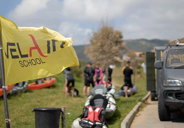 Parque natural del estrecho-campamento verano-centro de kayaks