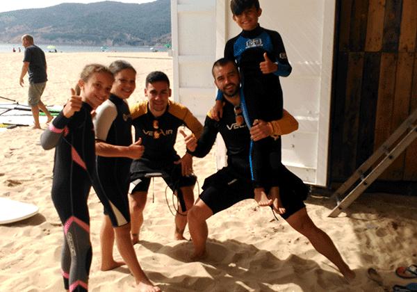 Deportes acuaticos Algeciras verano
