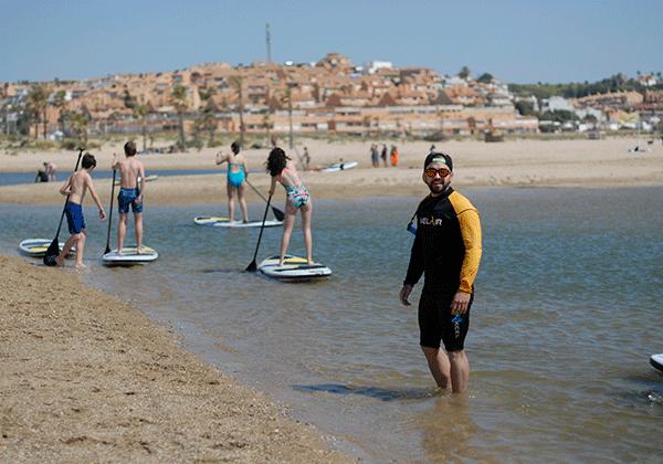 Campamentos bilingües en Algeciras